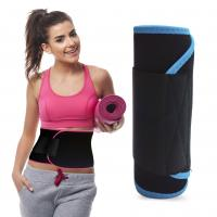 China Comfortable Waist Trimmer Belt Weight Loss Sweat Waist Support For Protective wholesale
