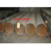 China API 5L X80 N80 Gas Line Pipe With Double Random Lengths High-Pressure wholesale