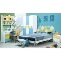 modern painted MDF children bed room furniture,#816