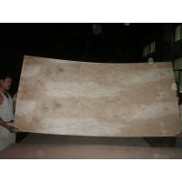 size of 1220*2440*2-18mm UV white and natural birch plywood & birch faced commercial plywood