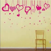 Buy cheap bedroom wall sticker from wholesalers