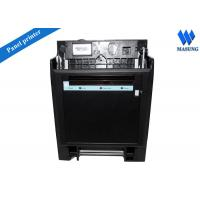 3 Inch Thermal Kiosk Printer / 58mm Portable Mini Thermal Printer Front Panel Mounted Structure
