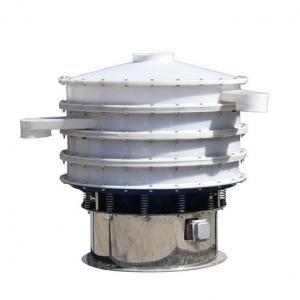 China EC-CV-36 Good quality 1-5 Layers Customized Quartz Sand Industry Series Ultrasonic  Circular Vibratory Screen wholesale