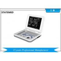 China Hospital Equipment Portable Ultrasound Machine With 10.4 Inch LED Displayer wholesale