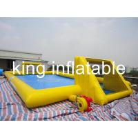 Buy cheap PVC Single Tube Inflatable Sports Games For Adults / Kids Activity from wholesalers
