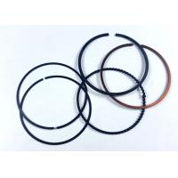 Motorcycle Piston Rings Replacement CNG1 / CD70 / KY0 High Tensile Strength