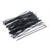 China 100 morceaux de fermeture éclair d'enveloppes en nylon de serres-câble de force de service à haute résistance d'OEM wholesale