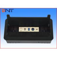 China Hidden Conference Table Electrical Outlets Flip Up For Office Furniture wholesale