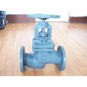 China 804-F (DIN) Cast Iron Globe Valve on sale