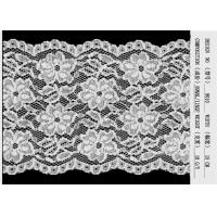 China Personalized Lingerie Lace Fabric Weave Mesh Lace For Clothes wholesale