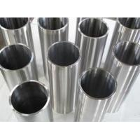 China Deep hole working Ti-6Al-4V Titanium Alloy seamless Pipe on sale