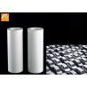 China White Color Polyethylene Protective Film Solvent Based Acrylic Glue Anti UV 6-12 Months wholesale