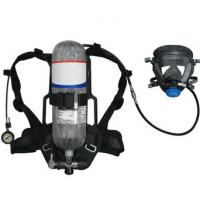 China Self-Contained Firefighting Respirator with Positive Pressure Air wholesale