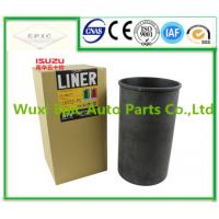 Buy cheap ISUZU 6WG1 J05E J08E 6BD1 Diesel Engine Cylinder Liner 1X 3MM 8MM L16552PC L16576BHA IMCL112420 L165762B from wholesalers