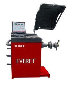 a computerized spin balance machine