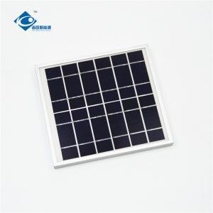 China 6V 4W transparent mini solar panels for mobile solar charger ZW-4W-6V-1 solar panel photovoltaic on sale