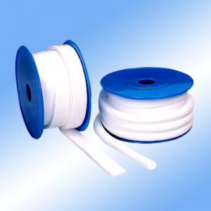 China Alta temperatura revestida branca da tela da fibra de vidro de PTFE expandida wholesale