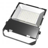 China 100W Security Led Parking Lot Flood Lights 8 Degree 3 Years Warranty on sale
