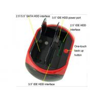 China All in 1 HDD Docking with SATA & IDE Port, All in 1 Card Reader wholesale