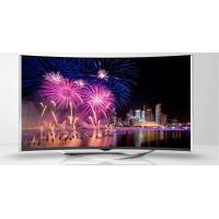 China Backlight Curved Screen TV  , 4K Curved UHD TV High Definition A Grade Panel wholesale