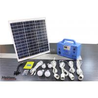 Buy cheap Heineer DC System-Solar Home System SG1230W portable solar power system from wholesalers
