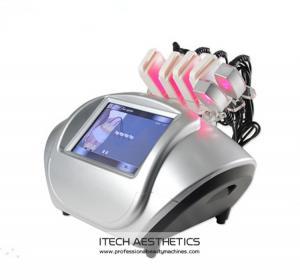 China 650nm Diode Lipo Laser Weight Loss Treatment Machine No Surgery Non Invasive wholesale
