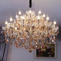 Buy cheap Modern crystal sphere chandelier for Living room Hotel Lighting (WH-CY-105) from wholesalers