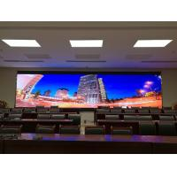 China HD Fine Pitch Led Display , Stage Led Screen P1.5 P1.667 200-800W Constant Drive wholesale