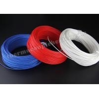 Buy cheap FEP / FEP CMP High Temperature Wire1 X 1000 Ft 24 / 2 Stranded Shielded Plenum from wholesalers