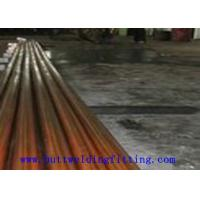 China 90/10 copper nickel tubes, heat exchanger ASTM B111 C70600 70/30 CUNI tube wholesale