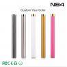 China Adjustable Voltage E Cig Batteries , Smok Ecig Battery Stainless Steel Internal Thread USB wholesale