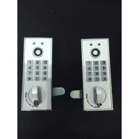 Buy cheap Quality electronic cabinet lock, sauna lock with button cardkey from wholesalers