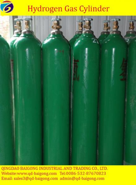 Hydrogen Gas Cylinders Images