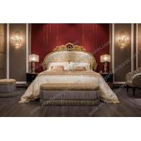 China Hot Sale Luxury Furniture Antique Armed Bed Stool TE-010 wholesale
