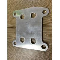 China Corrosion Resistance Door Filler Plate , Door Edge Filler PlateWith Small Holes wholesale