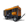460-671cfm Diesel Portable Air Compressor