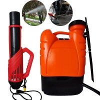 China 16L Disinfect Fogger Electronic Fogging Machine Sprayer Disinfection ULV Cold Mist Spray Machine for Office Garden Yard wholesale