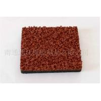 China rubber brick for running track wholesale