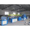 China Fiber Reinforced Soft PVC Pipe Making Machine 8-31MM Garden Hose Production Line wholesale