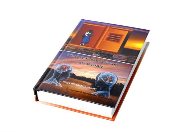 Quality Eco Friendly CMYK Color Cardboard Hardcover Book Printing For Children In Bulk for sale