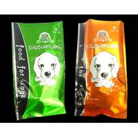 China Flexible 11.3 kg value pack Dog Food Bag , Customizable size Plastic Packaging Bag wholesale