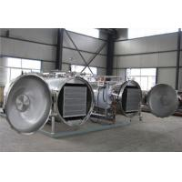 China Hot Water Circulation Food Sterilization Equipment SUS304 Stainless Steel wholesale