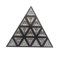 Buy cheap Triangle DJ Stage Light from wholesalers