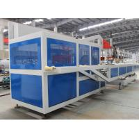 China Semi Automatic Plastic Pipe Belling Machine , PVC Pipe Belling Machine wholesale