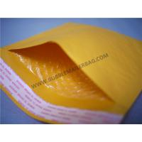 China Delivery Industry Kraft Bubble Mailers 245x330 #A4 Padded Envelope wholesale