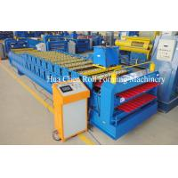China 20m/Min Double Layer Roll Forming Machine wholesale