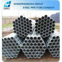 China Light ,Medium, Heavy , ERW Hot Dip Galvanized Steel Pipes China supplier made in China wholesale