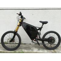 China Stealth Bomber Electric Bike Frame Steel Carbon For 1000w-5000w Motor on sale