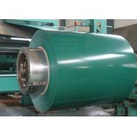 China Welding Machine Color Coated Coil High Strength With 3 - 8 Tons Weight wholesale