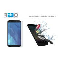 China Anti - shatter Privacy Tempered Glass Screen Protector for Nexus 5 wholesale